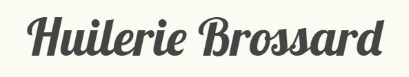 Huilerie Brossard